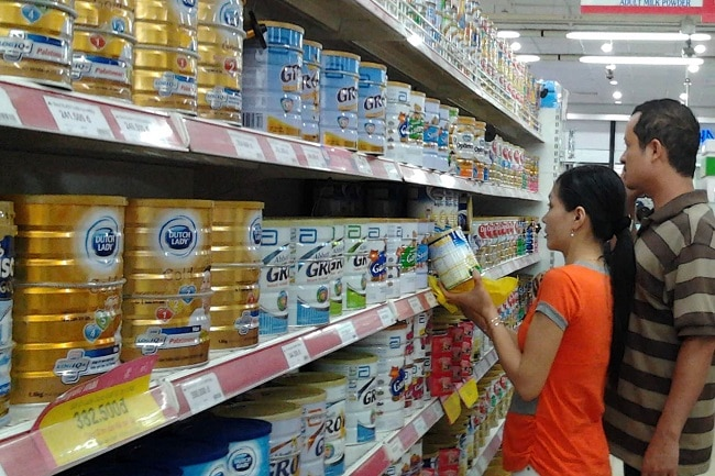 Đức Huy là Top Cửa hàng sữa uy tín nhất tại TP. Hồ Chí Minh