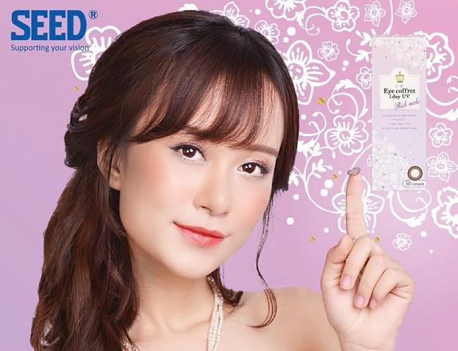 SEED Việt Nam là Top 10 địa chỉ mua kính áp tròng tốt nhất tại TP. HCM
