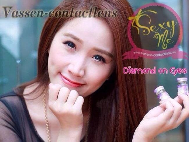 Vassen Vietnam Contact Lens là Top 10 địa chỉ mua kính áp tròng tốt nhất tại TP. HCM