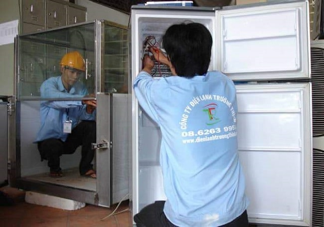 Điện lạnh Trường Thịnh là Top 10 địa điểm bán, sửa chữa tủ lạnh cũ rẻ, uy tín nhất TPHCM