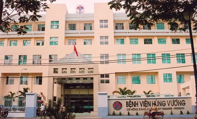 Bệnh viện Hùng Vương là Top 5 địa điểm chăm sóc sức khỏe sinh sản tốt nhất tại thành phố Hồ Chí Minh