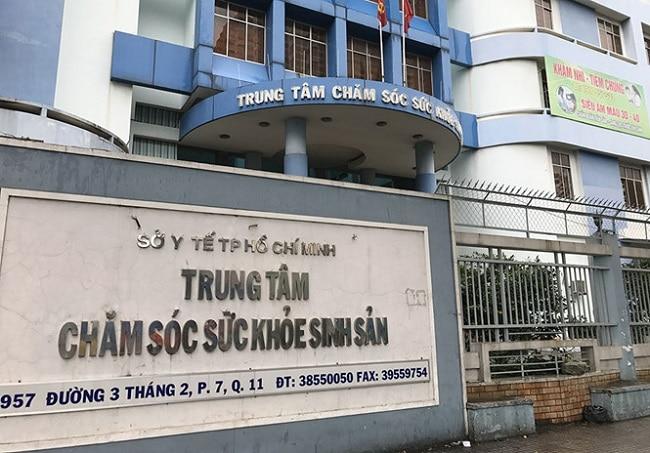 Trung tâm chăm sóc sức khỏe sinh sản TP HCM là Top 5 địa điểm chăm sóc sức khỏe sinh sản tốt nhất tại thành phố Hồ Chí Minh
