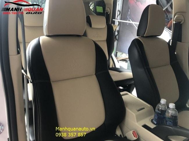 Trung tâm trang trí nội thất ô tô Mạnh Quân là Top Dịch vụ bọc ghế da xe hơi uy tín và chất lượng tại Thành phố Hồ Chí Minh