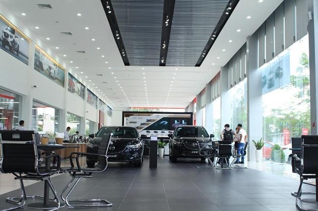 Mazda Bình Tân là Top 10 showroom bán ô tô chính hãng, uy tín nhất TP. Hồ Chí Minh