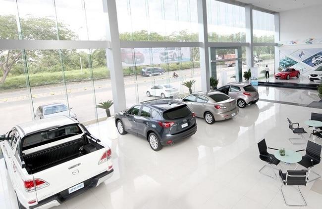 Mazda Phú Mỹ Hưng là Top 10 showroom bán ô tô chính hãng, uy tín nhất TP. Hồ Chí Minh