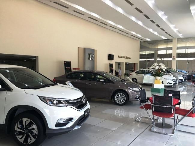 Honda Ôtô Cộng Hòa là Top 10 showroom bán ô tô chính hãng, uy tín nhất TP. Hồ Chí Minh