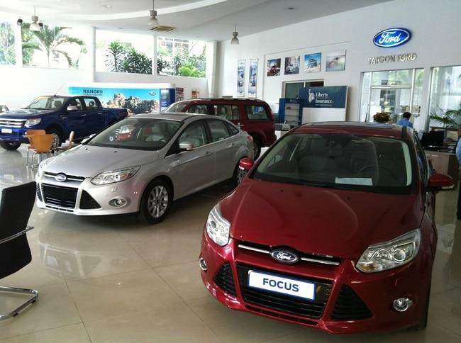 Sài Gòn Ford là Top 10 showroom bán ô tô chính hãng, uy tín nhất TP. Hồ Chí Minh