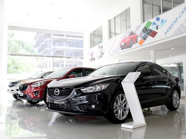 Mazda Cộng Hòa là Top 10 showroom bán ô tô chính hãng, uy tín nhất TP. Hồ Chí Minh