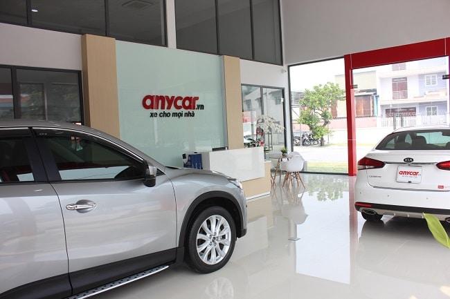 Anycar Sài Gòn là Top 10 showroom bán ô tô chính hãng, uy tín nhất TP. Hồ Chí Minh