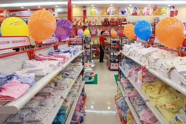 Bibo Mart là Top 10 Shop quần áo trẻ sơ sinh uy tín nhất tại thành phố Hồ Chí Minh