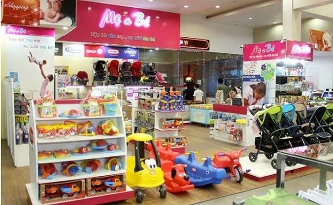 Siêu thị Mẹ & Bé là Top 10 Shop quần áo trẻ sơ sinh uy tín nhất tại thành phố Hồ Chí Minh