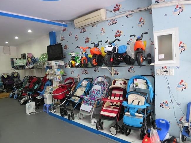 Baby Shop 123 là Top 10 Shop quần áo trẻ sơ sinh uy tín nhất tại thành phố Hồ Chí Minh