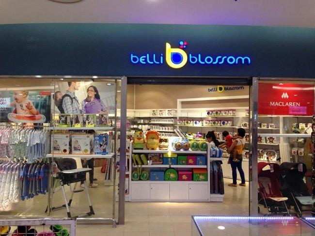 Belli blossom là Top 10 Shop quần áo trẻ sơ sinh uy tín nhất tại thành phố Hồ Chí Minh