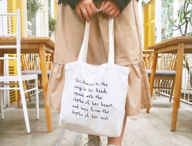 TOTEE là Top 7 Shop bán túi vải tote đẹp nhất TP. Hồ Chí Minh
