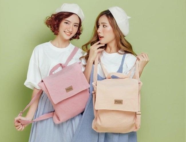 M.O.L Store là Top 7 Shop bán túi vải tote đẹp nhất TP. Hồ Chí Minh