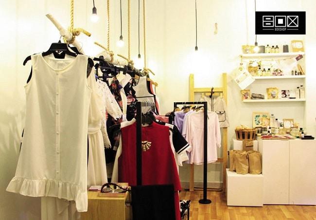 BoxShop là Top 6 Shop bán váy áo thêu hoa đẹp nhất ở TP. Hồ Chí Minh