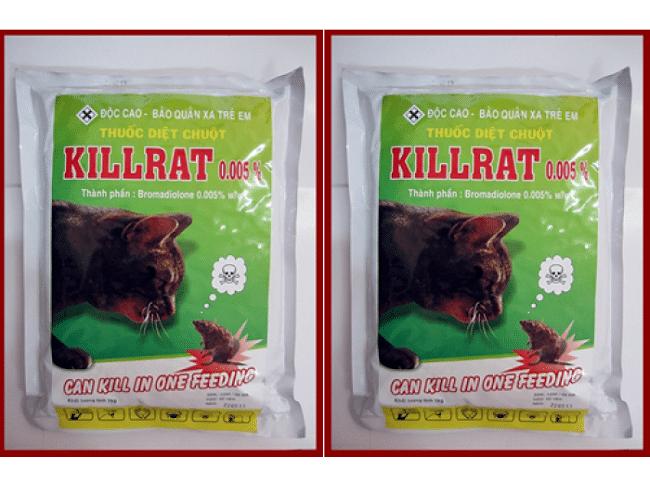 KILLRAT là Top 10 thuốc diệt chuột tốt nhất hiện nay