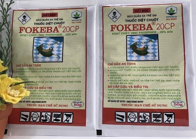 Fokeba là Top 10 thuốc diệt chuột tốt nhất hiện nay