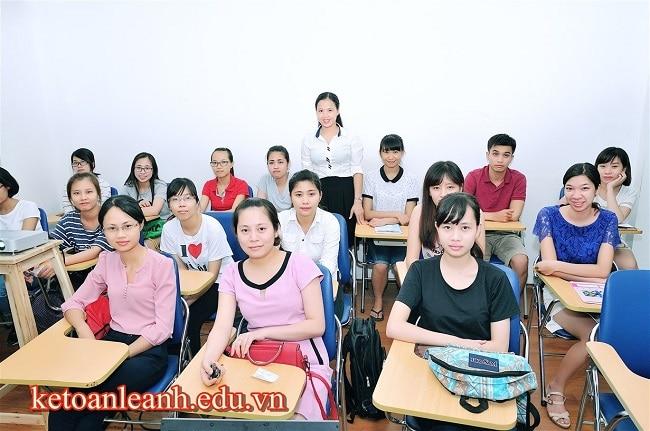 Trung tâm đào tạo kế toán tổng hợp Lê Ánh là Top 10 Trung tâm đào tạo kế toán tốt nhất thành phố Hồ Chí Minh
