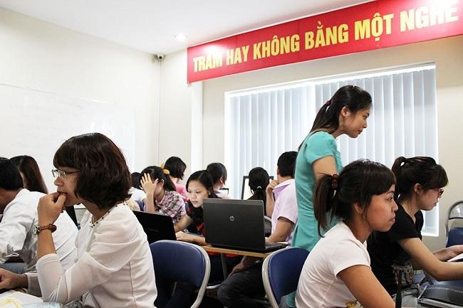 Trung tâm đào tạo kế toán Thuận Việt là Top 10 Trung tâm đào tạo kế toán tốt nhất thành phố Hồ Chí Minh