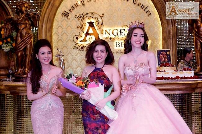 Angel Beauty là Top 10 trung tâm dạy học chăm sóc da tốt nhất tphcm