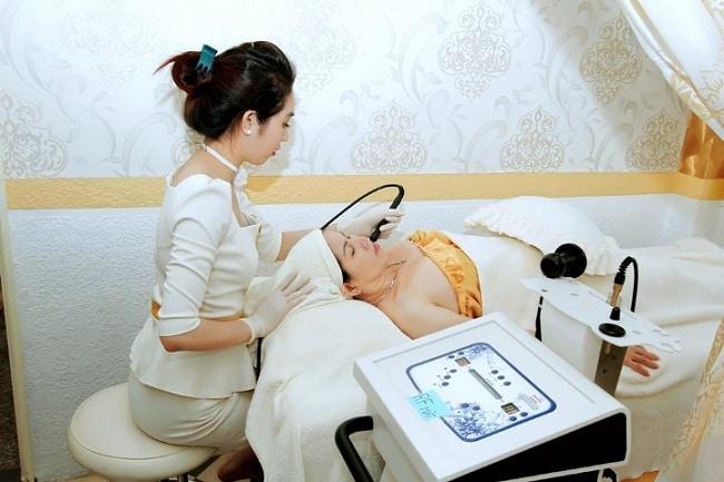 Trường đào tạo nghề thẩm mỹ chuyên nghiệp LaLi là Top 10 trung tâm dạy học chăm sóc da tốt nhất tphcm