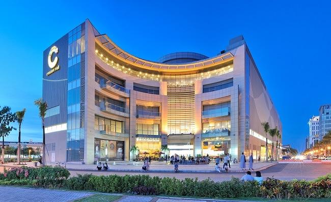 Crescent Mall là Top 10 Trung tâm thương mại ở thành phố Hồ Chí Minh