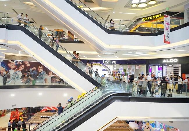 Vạn Hạnh Mall là Top 10 Trung tâm thương mại ở thành phố Hồ Chí Minh