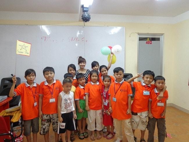 Planet là Top 10 Trung tâm tiếng Anh quận 9, TP. Hồ Chí Minh