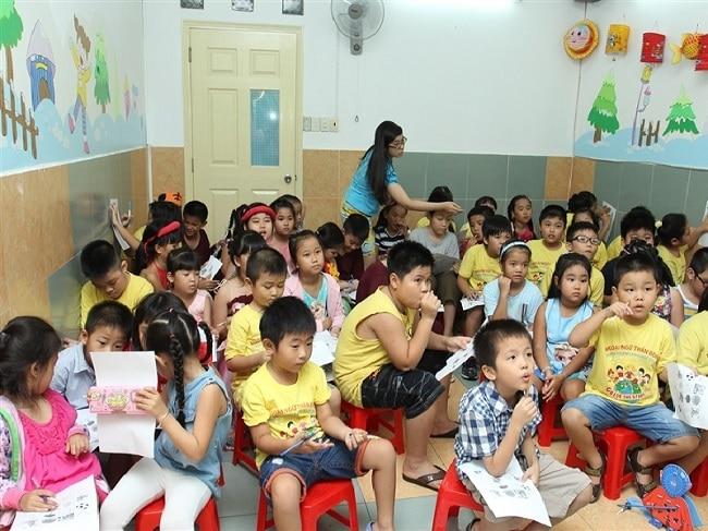 Ngoại ngữ Thần Đồng là Top 10 Trung tâm tiếng Anh tốt nhất tại Quận Gò Vấp, TP. Hồ Chí Minh