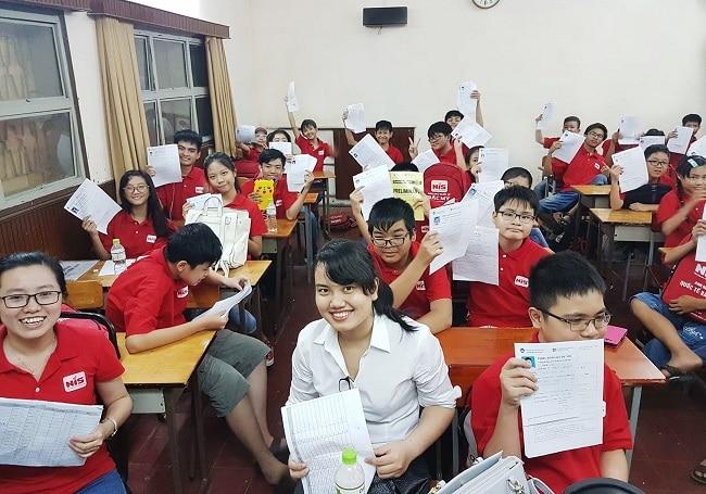 NIS là Top 10 Trung tâm tiếng Anh tốt nhất tại Quận Gò Vấp, TP. Hồ Chí Minh