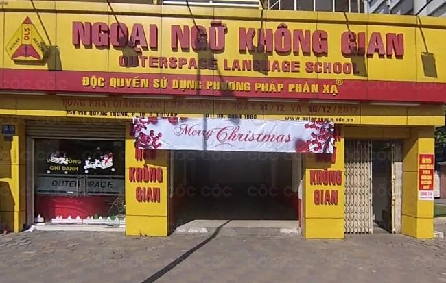 Trung tâm anh ngữ Không Gian là Top 10 Trung tâm tiếng Anh tốt nhất tại Quận Gò Vấp, TP. Hồ Chí Minh