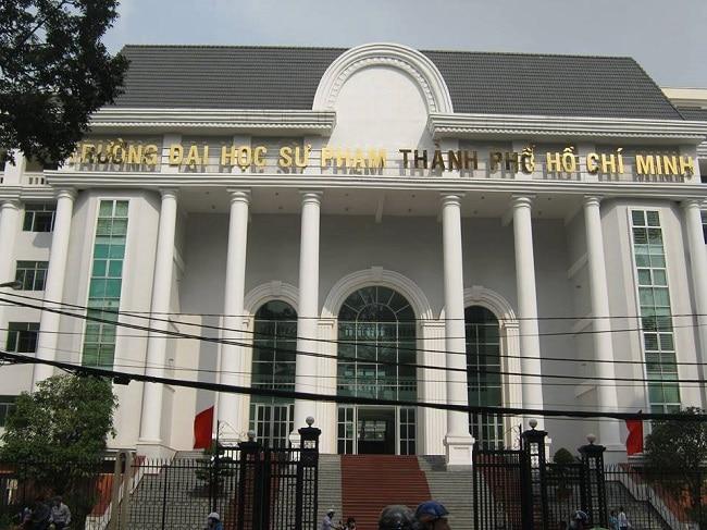 Trường đại học sư phạm TP HCM là Top 10 Trường đại học công lập tốt nhất TP. Hồ Chí Minh