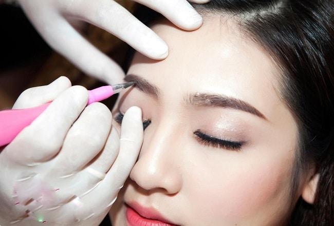 Cali Beauty Academy là Top 10 trường dạy học phun xăm, phun thêu thẩm mỹ tốt nhất tphcm