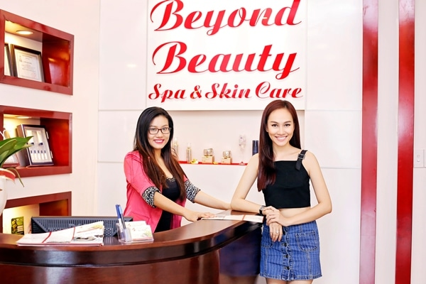 Beyond Beauty Spa