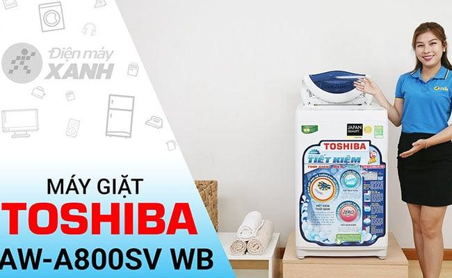 Toshiba AW- A800SV