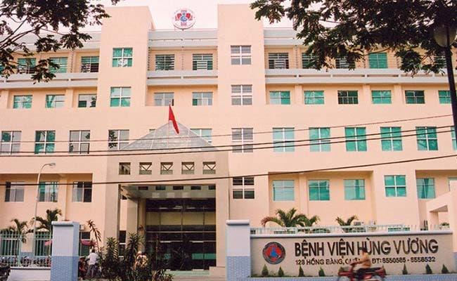 benh vien Hung Vuong