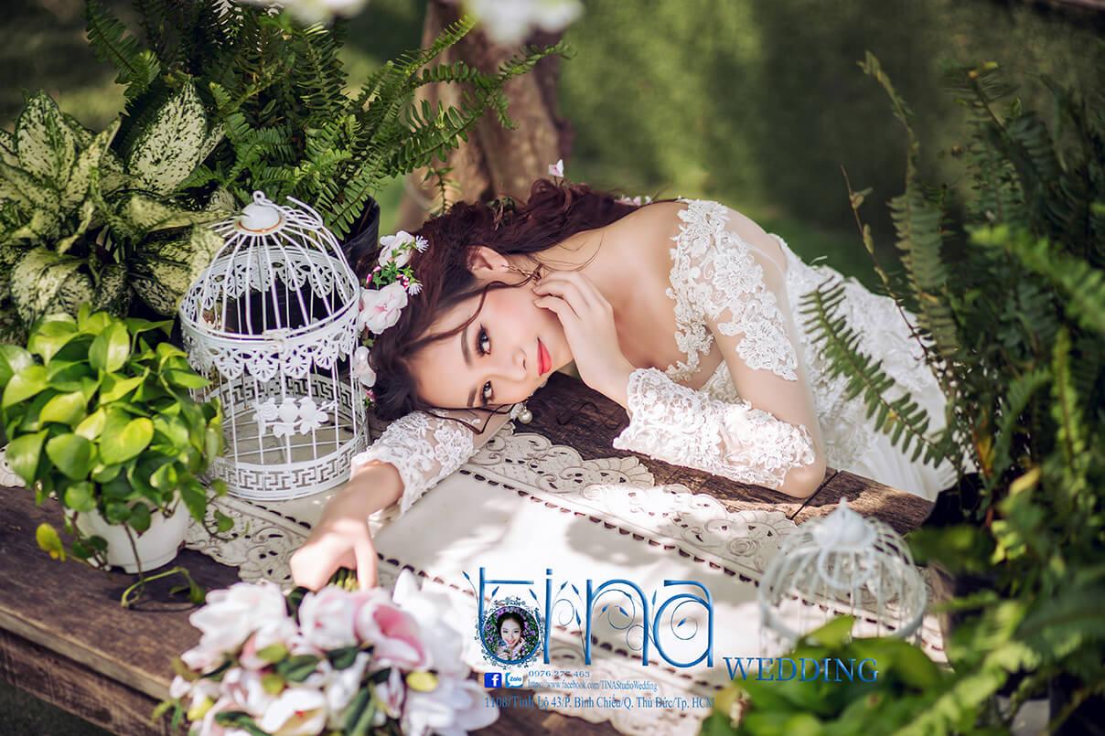 studio chụp ảnh cưới đẹp Thủ Đức Ti Na Wedding