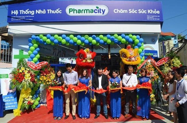 Pharmacity là Top 5 Hệ thống nhà thuốc lớn nhất tại Việt Nam