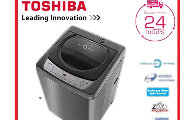 may giat Toshiba