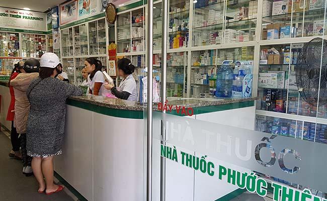 nha thuoc Phuoc Thien