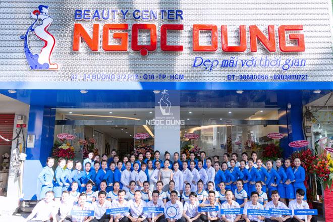 tham my Ngoc Dung