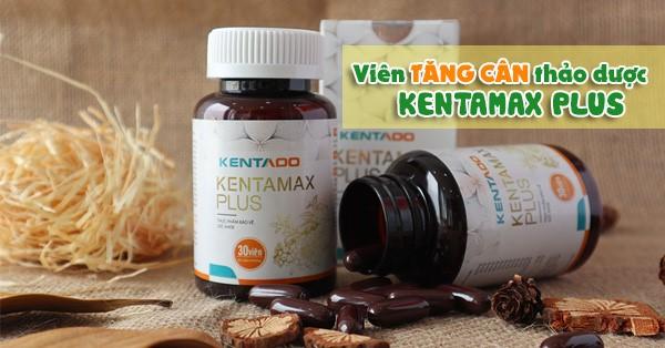 thuốc tăng cân KENTAMAX PLUS