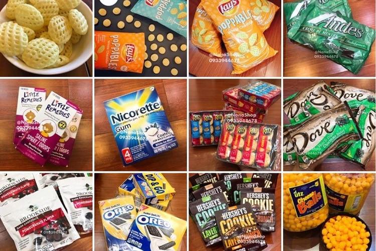 Top cửa hàng bán bánh kẹo ngoại nhập chất lương uy tín nhất tphcm
