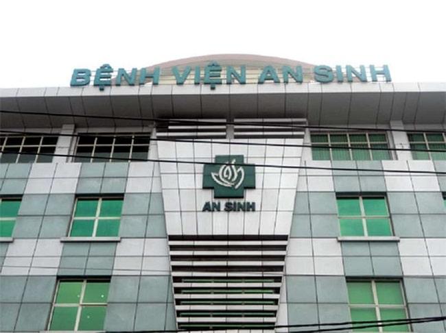 Bệnh viện An Sinh là Top 5 Bệnh viện tư nhân tốt nhất tại TP. Hồ Chí Minh