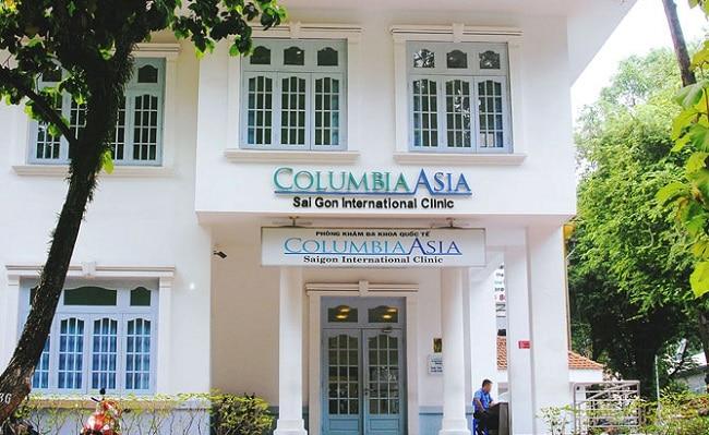 Bệnh viện quốc tế Columbia Asia là Top 5 Bệnh viện tư nhân tốt nhất tại TP. Hồ Chí Minh
