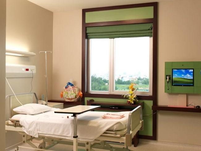 Bệnh viện Việt Pháp là Top 5 Bệnh viện tư nhân tốt nhất tại TP. Hồ Chí Minh