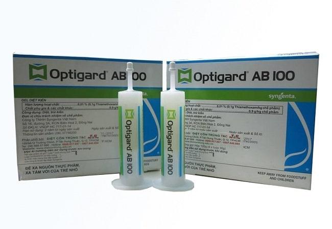 Optigard là một trong Các loại thuốc diệt kiến tốt nhất hiện nay
