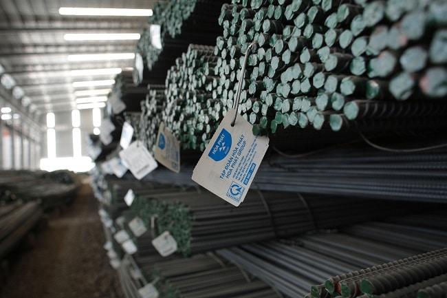 Tập đoàn Hòa Phát là Top 5 Công ty bán sắt, thép uy tín nhất TPHCM