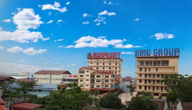 Công ty thuốc thú y Marphavet là Top 10 Công ty cung cấp thuốc thú y uy tín nhất tại Việt Nam